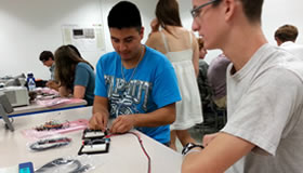 Summer Engineering Academy Camps