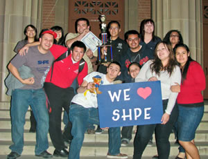 We love SHPE
